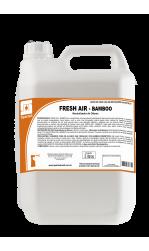 FRESH AIR BAMBOO - Neutralizador de odores- 5 Litros (01 litro faz até 15 litros)
