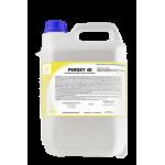 PEROXY 4D - Limpador Desinfetante Multi Uso com Peróxido e Quaternário - 5 Litros (1 litro faz até 100 litros)