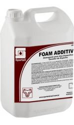 FOAM ADDITIVE - Detergente para Uso Específico em Gerador de Espumas - 5 Litros (1 litro faz até 25 litros)