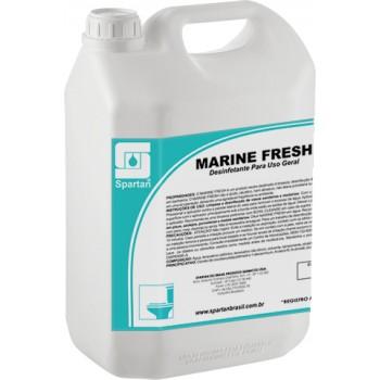 MARINE FRESH - Desinfetante para Uso Geral (1 litro faz até 100 litros)