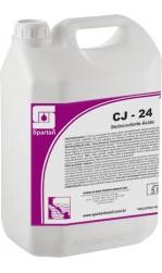 CJ - 24 Desincrustante Ácido (01 Litro faz até 10 litros)