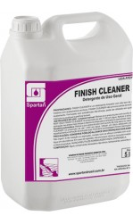 FINISH CLEANER - Detergente Neutro Concentrado (01 Litro faz até 100 litros)